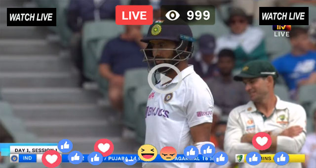 Watch India vs England Live Streaming