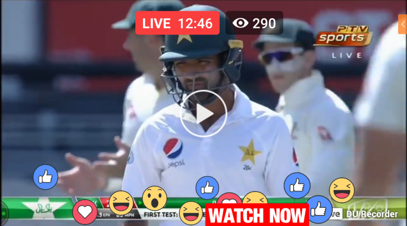 Pakistan vs South Africa Live Streaming Test Match