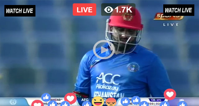How to watch Afg vs Zim Live Streaming