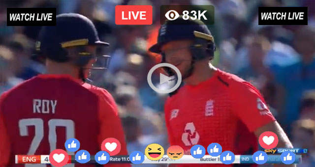 Ind vs Eng Live 2021 Today