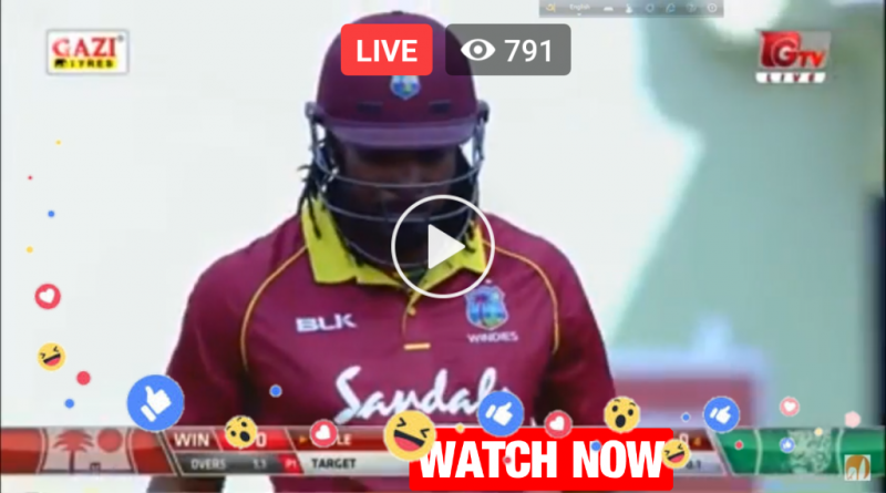 WI vs South Africa Live T20 | Live Cricket Streaming